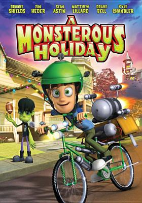MONSTROUS HOLIDAY BY SHIELDS,BROOKE (DVD)